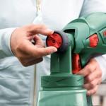 Bosch PFS 55: краскопульт с отличными рекомендациями и отзывами потребителей
