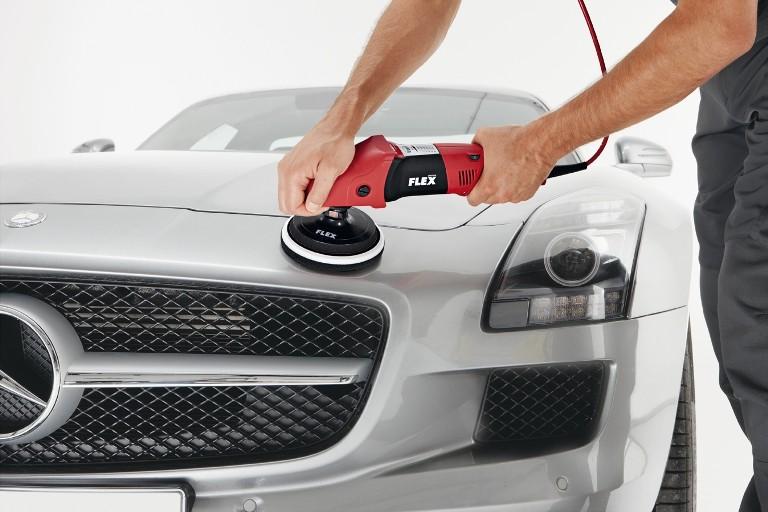 Как отполировать машину в домашних условиях