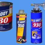 Мастика Body 930: описание и рекомендации по использованию антикора