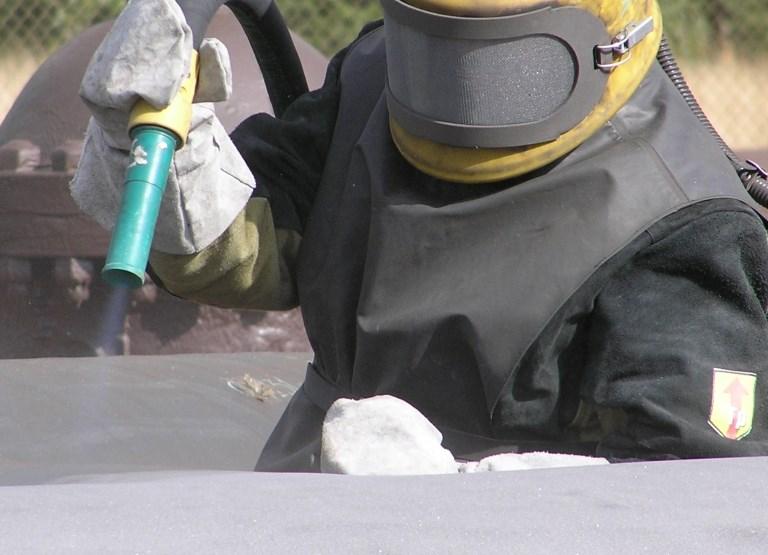 Расход воздуха на пескоструйном аппарате