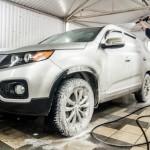 Много ли времени должно пройти после покраски до первого мытья автомобиля?