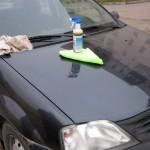 Реально ли помыть автомобиль без капли воды? или Сухой метод очищения кузова