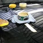 Блестящая защита кузова: виды и применение неабразивных полиролей