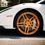 Самые популярные способы покраски автомобильных дисков