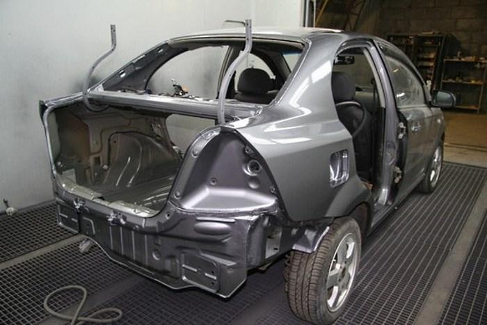 Замена кузова авто