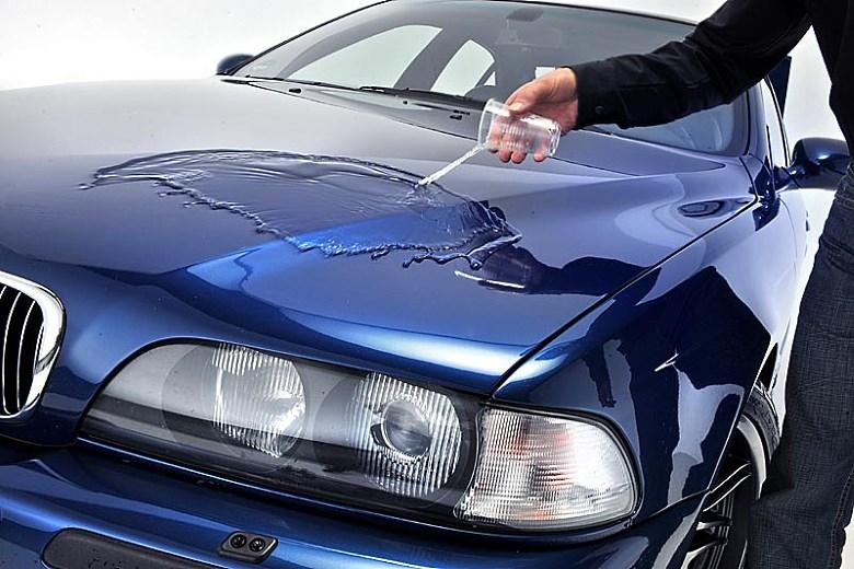 Чем можно покрыть кузов автомобиля