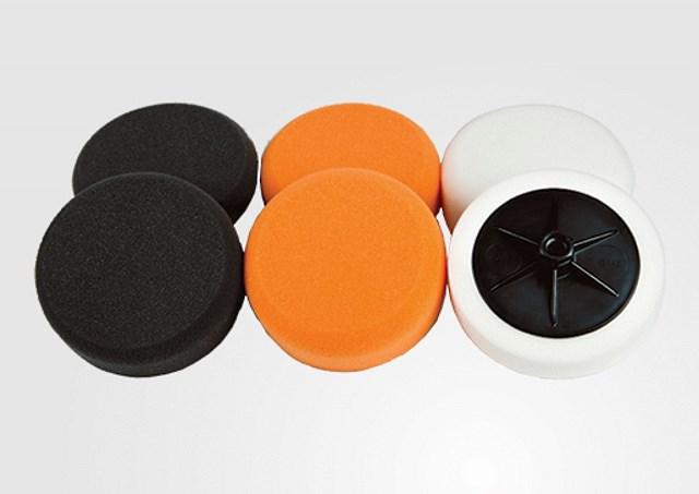 Виды дисков для полировки автомобилей