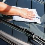 Шпаргалка по полировке лобового стекла машины своими руками