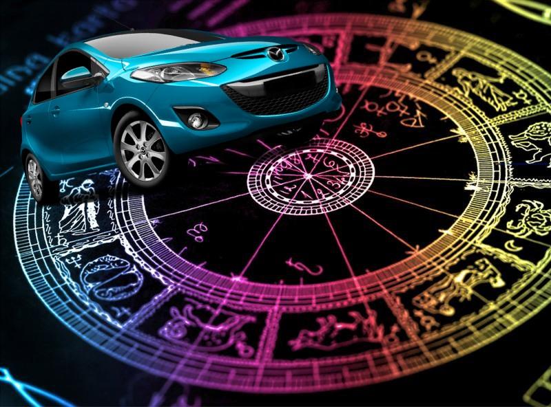 Знаки зодиака машины картинки