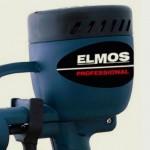Elmos модели PG 80: краскопульт, работающий без компрессора