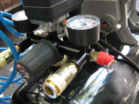 компрессор для покраски авто аренда