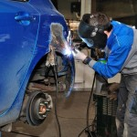 Кузовная сварка: выбор правильного оборудования и проведение работ