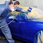 Научитесь красить автомобиль в гараже без посторонней помощи