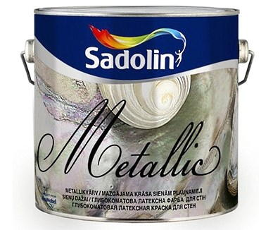 Автоэмаль Sadolyn Metallic