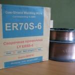 Чем хороша сварочная проволока ER70S 6: практические преимущества