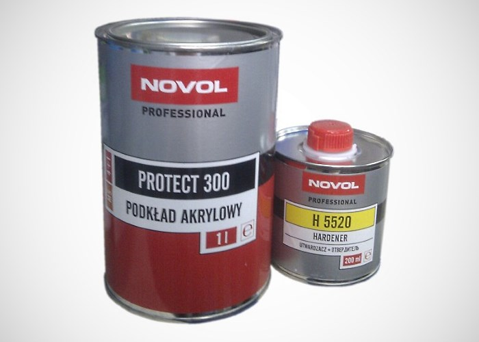 Грунт Novol MS Protect 300