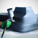 Нюансы покраски нового бампера в зависимости от материала детали