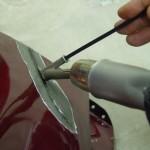 Как надежно запаять поврежденный бампер: ремонт своими руками