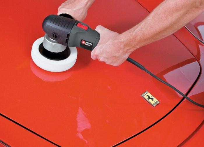 Полировальная мини-машинка особенности маленьких машин для полировки и шлифовки Как выбрать компактную модель